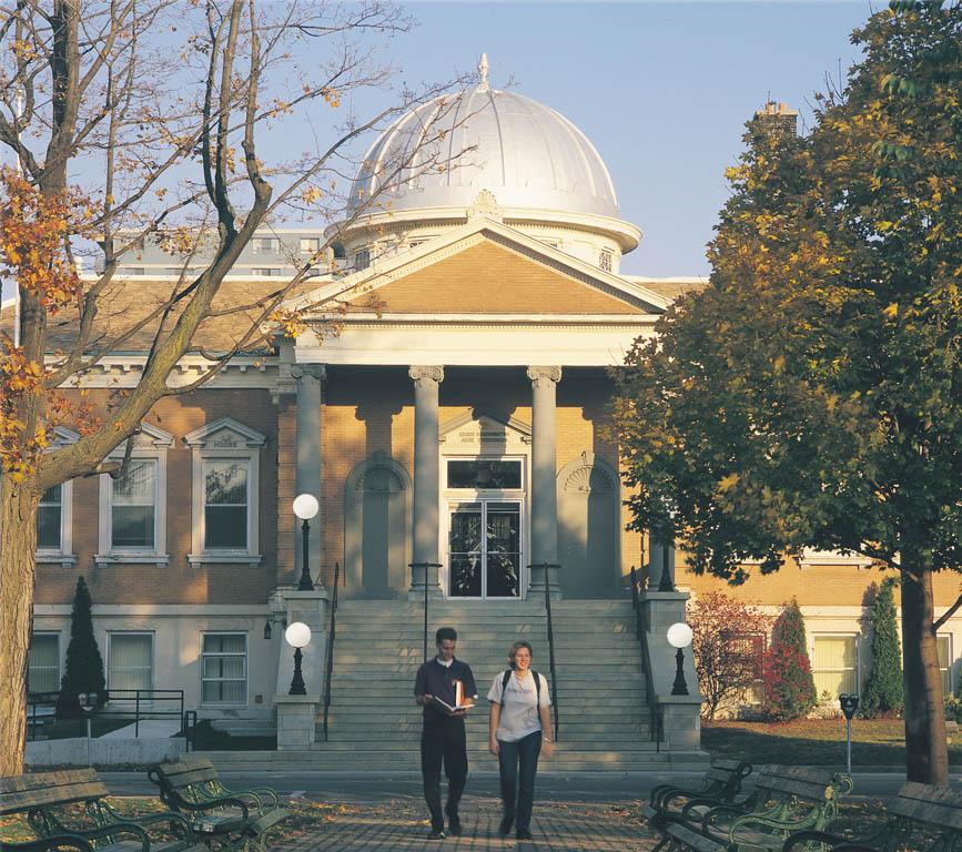 Wilfrid Laurier University - Carnegie Building, Brantford Campus