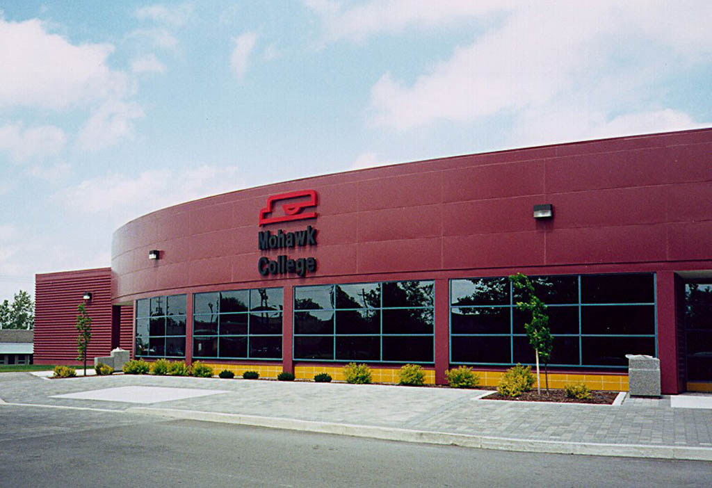 Mohawk College Academic Centre & Athletic Facility