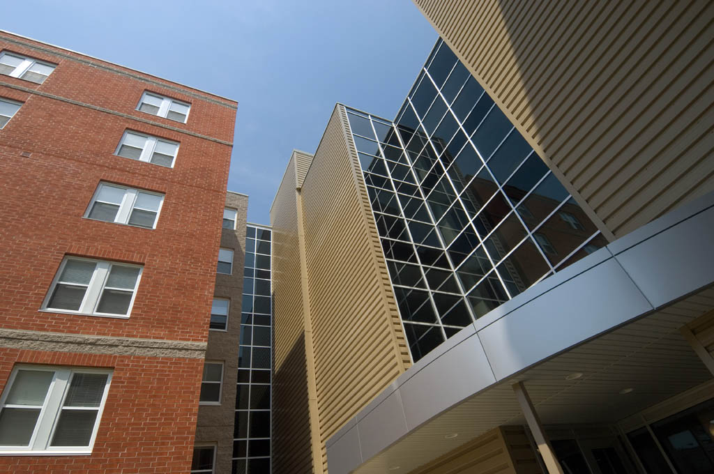 Lucy Marco Place -  WLU Student Residence & Heritage House Affordable Housing