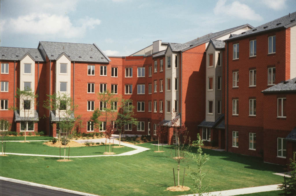 Greenwood Court, Seniors' Continuum of Care Facility