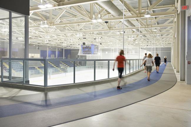 Wayne Gretzky Sports Centre Mmmc