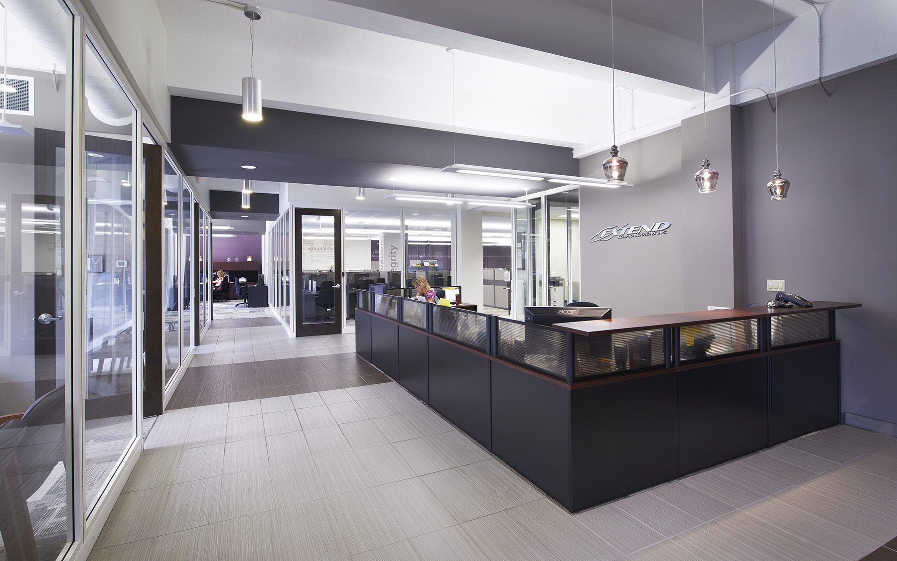Extend Communications Corporate Offices, Brantford