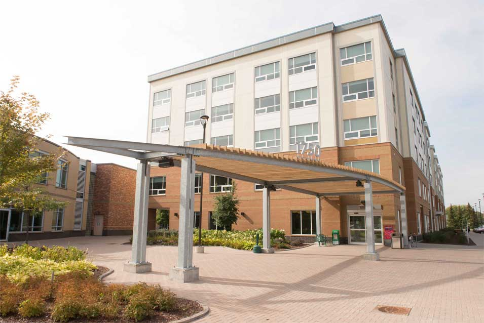 "Perley & Rideau Veterans Health Centre ""The Village"" Seniors' Supportive + Independent Housing"