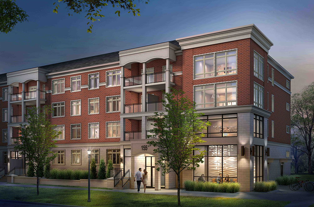 Williamsburg Walk Luxury Condominiums – Phase II