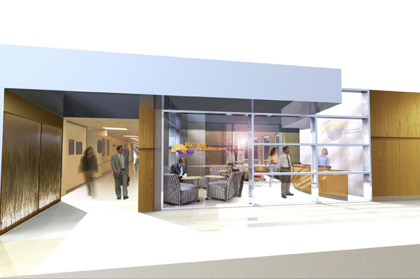 Brantford Community Health Care System - Foundation Offices