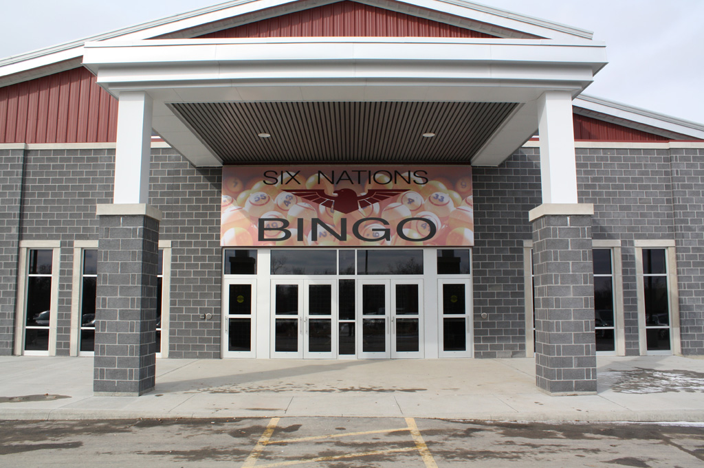 Six Nations Bingo Hall,