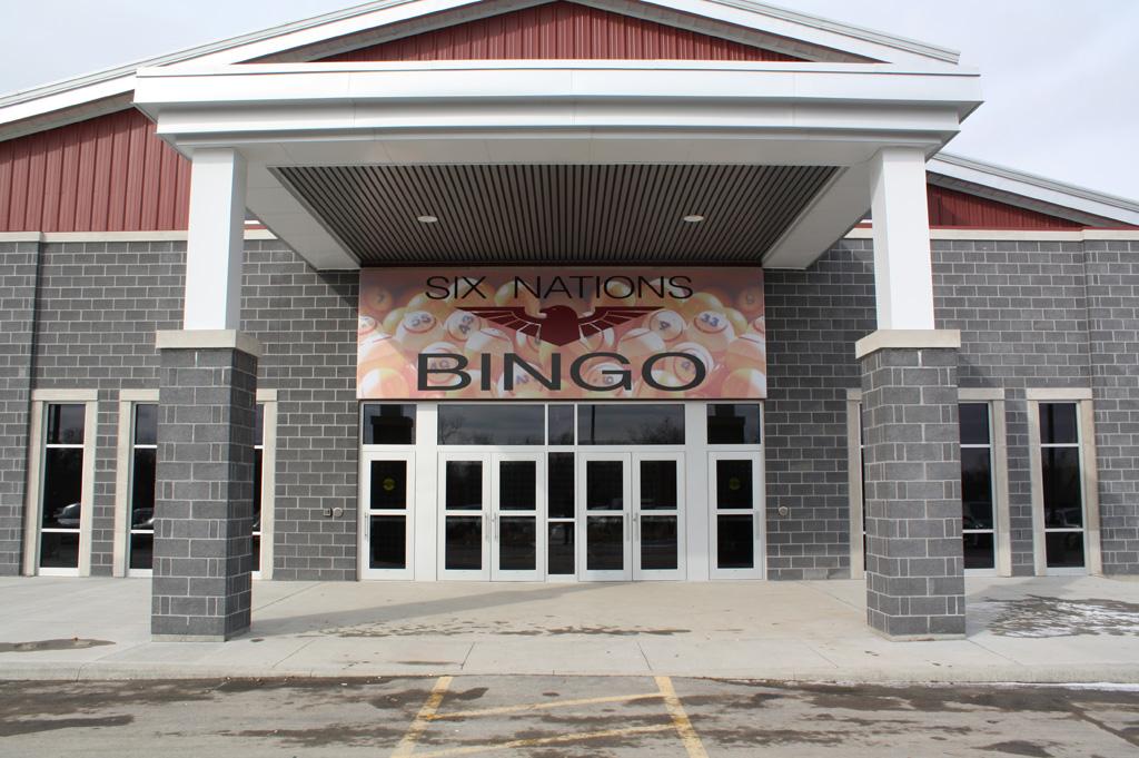 Six Nations Bingo Hall,
