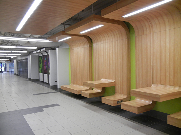 Mohawk College - Fennell Campus Upgrades