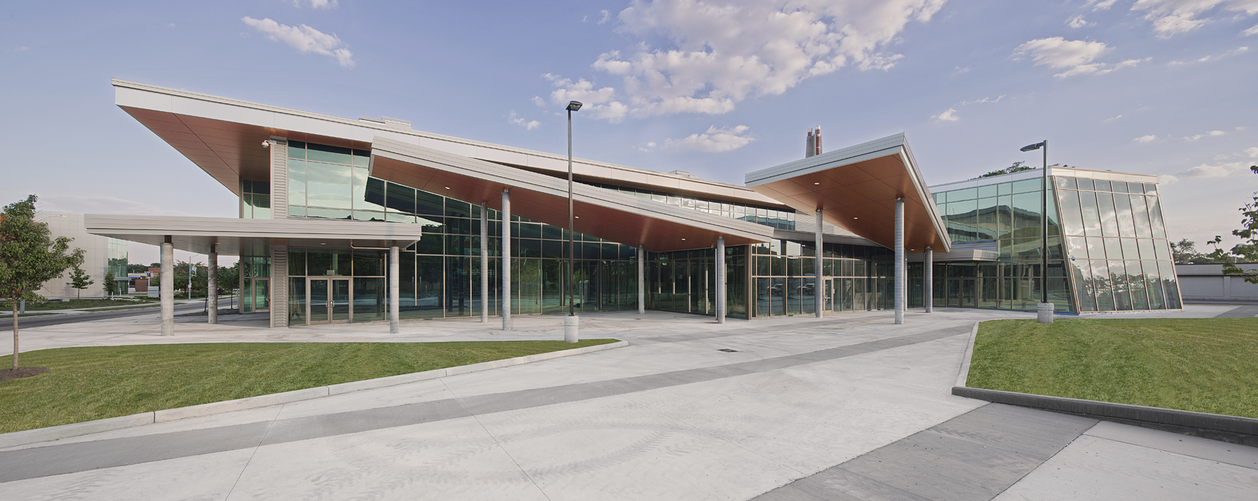 University of Windsor – Innovation Centre and Integrated Parking Structure