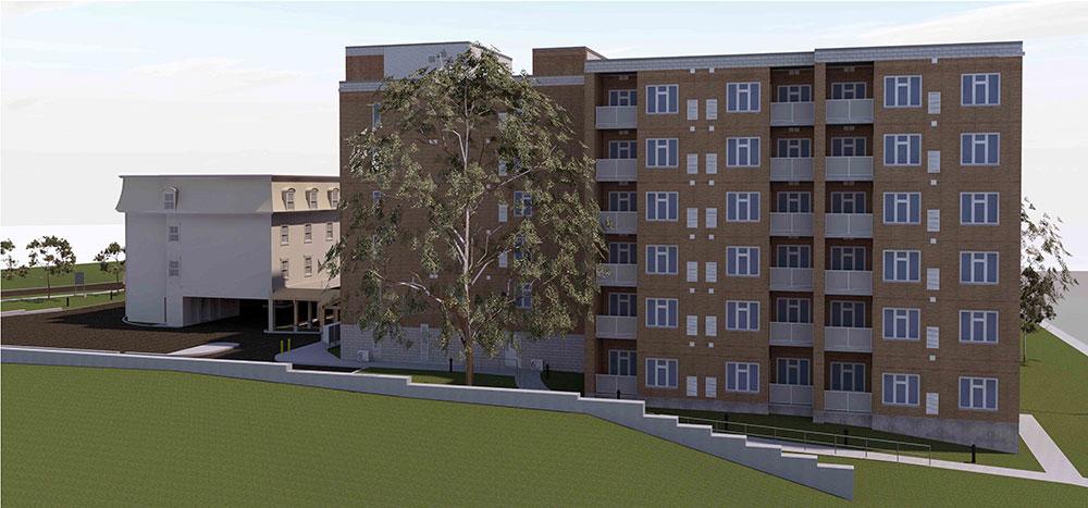 Bankside Terrace - Retirement Apartments
